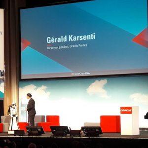 Oracle France tend officiellement la main au Cigref