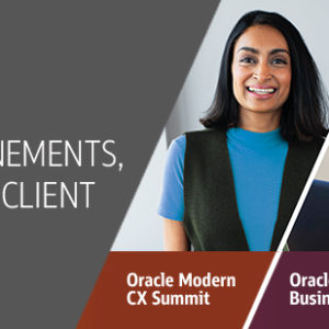 Oracle Modern CX Summit